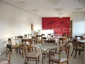 Coffee Shop do Prédio