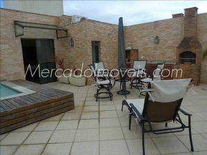 Cobertura Duplex, 3 Quartos (suítes), Recreio, Venda