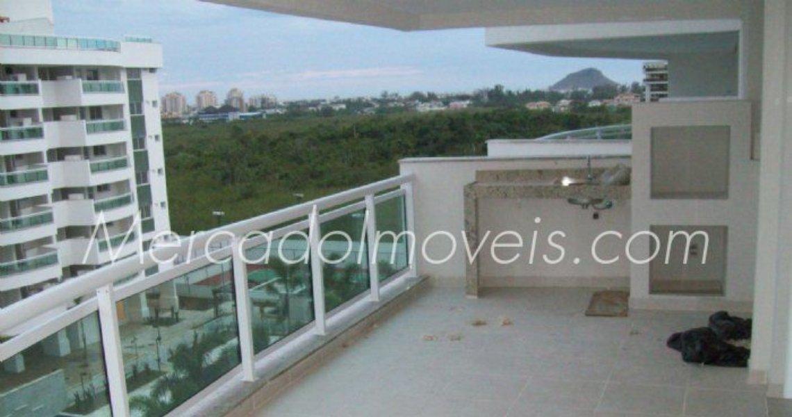 Apartamento, 3 Quartos (suítes), Recreio, Venda