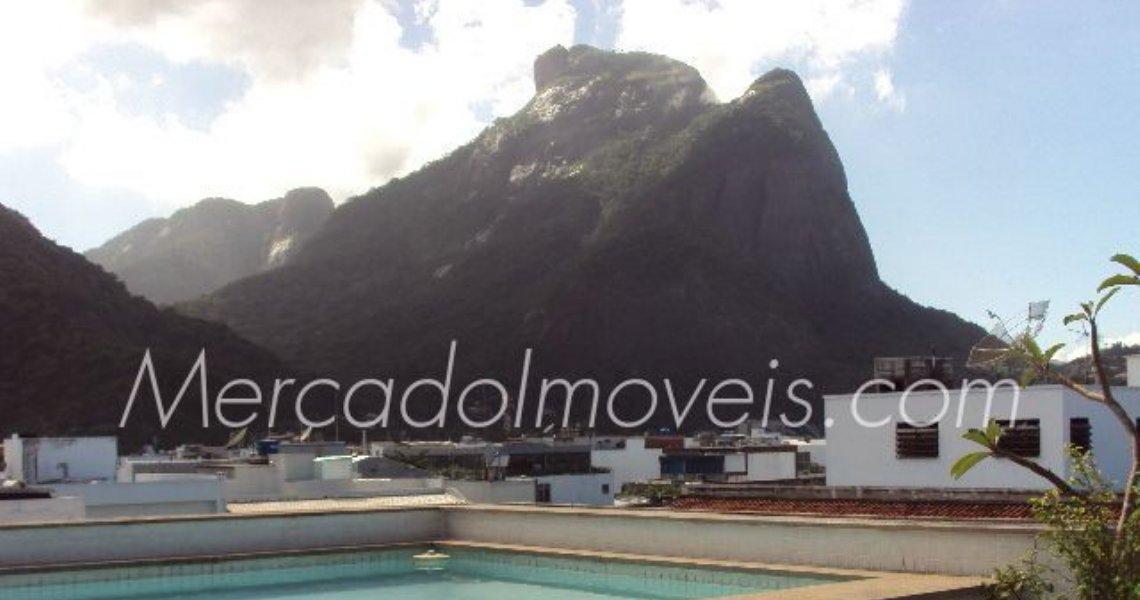 Cobertura Duplex, 4 Quartos (2 suítes), Jardim Oceânico, Venda