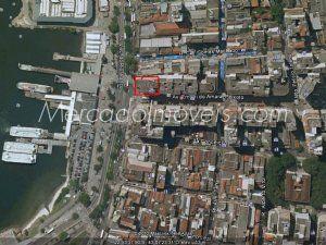 Localização no Google Earth