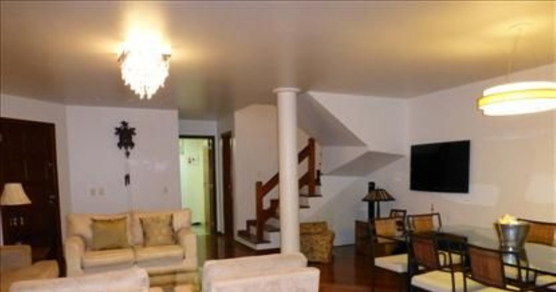 Casa Duplex, 4 Quartos (2 suítes), Recreio, Venda