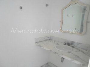 Banheiro do segundo quarto