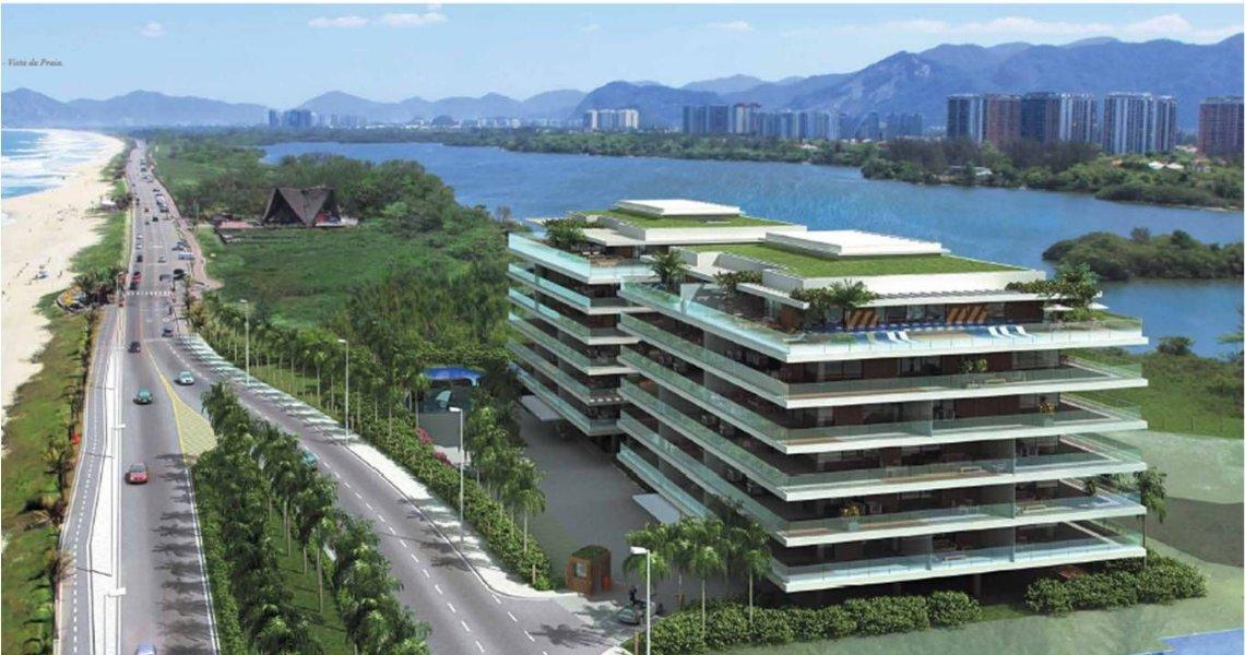 Apartamentos, Grand Hyatt, Barra, Venda