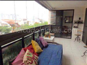 Apartamento, 3 Quartos (1 suíte), Sernambetiba, Aluguel