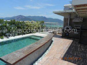Cobertura Duplex, 4 Quartos (suítes), Riserva Uno, Venda