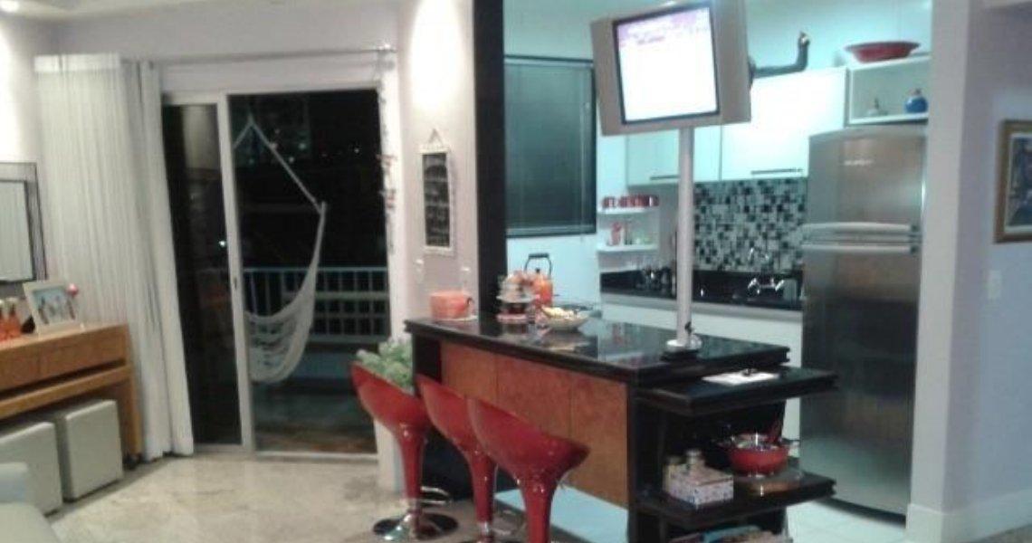 Apartamento, 2 Quartos (1 suíte), Sernambetiba, Venda