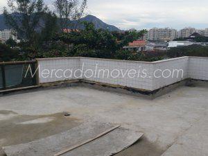 Cobertura Duplex, 4 Quartos (Suítes), Recreio, Venda