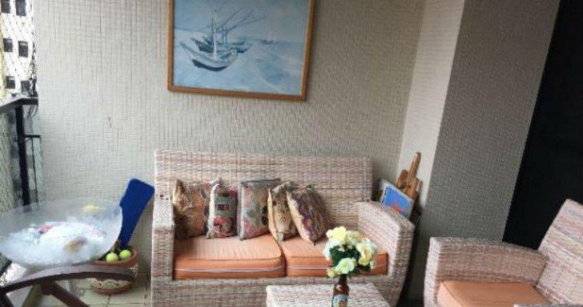 Apartamento, 4 Quartos (2 suítes), ABM, Venda