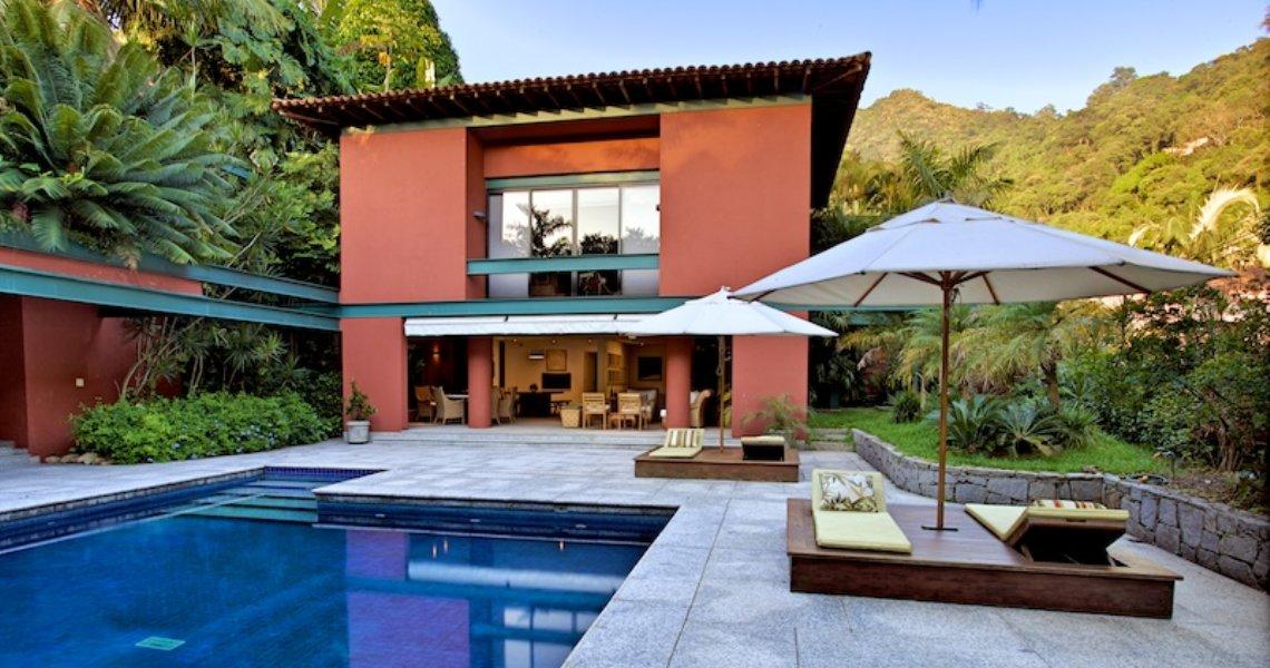 Casa, 4 Quartos (suítes), Cosme Velho, Venda