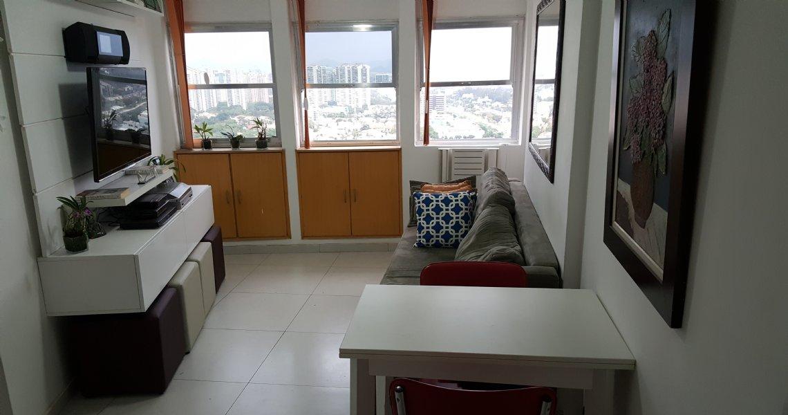 Apartamento, 1 Quarto, Barra, Venda