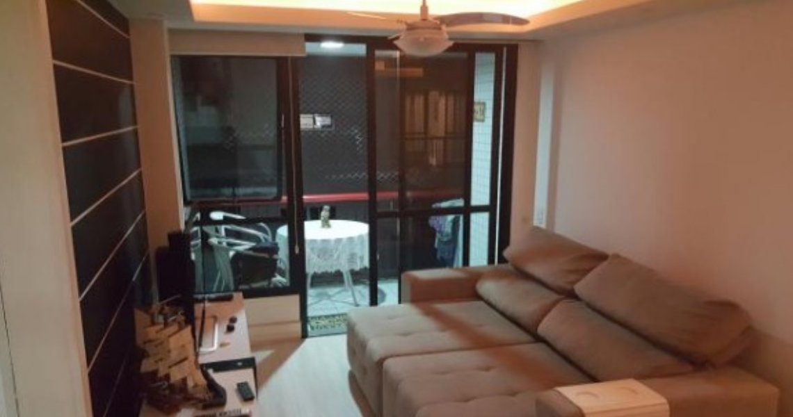 Apartamento, 2 Quartos (1 suíte), Grajaú, Venda