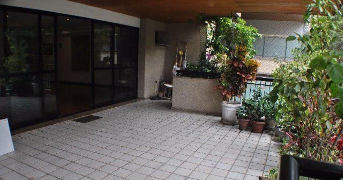 Apartamento, 4 Quartos (suítes), Jardim Oceânico, Venda