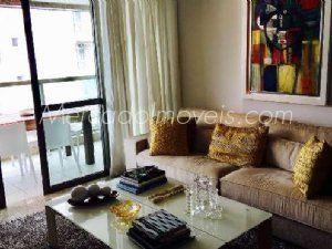 Apartamento, 4 Quartos (1 suíte), Sernambetiba, Venda