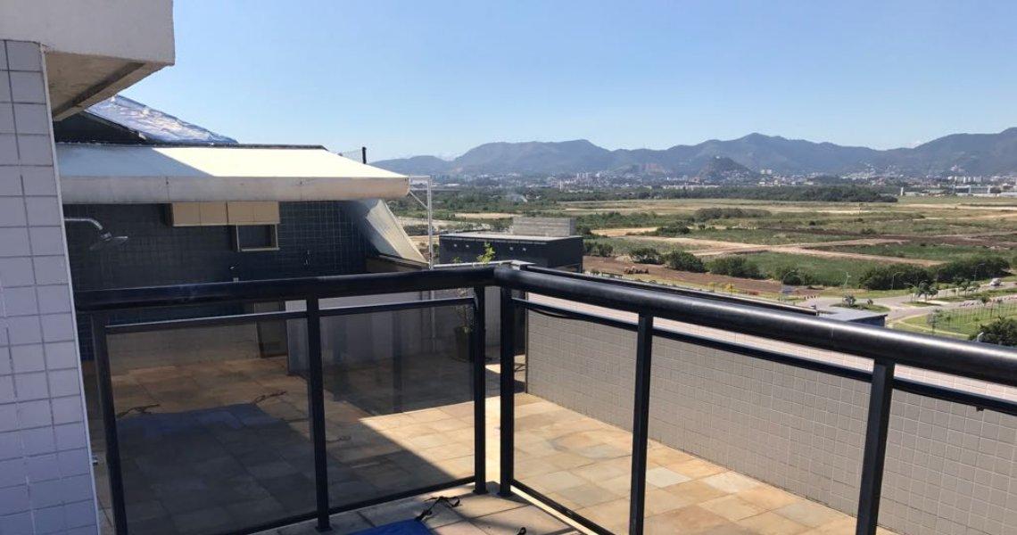 Cobertura Duplex, 5 Quartos, Barra, Venda