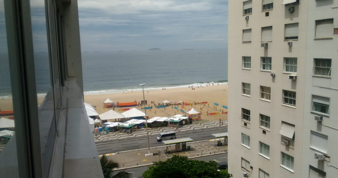 Apartamento, 4 Quartos (Suíte), Copacabana, Venda