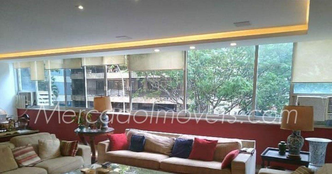 Apartamento, 3 Quartos (Suíte), Leblon, Venda